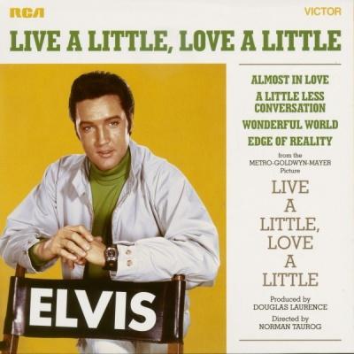 Elvis Presley - Live A Little, Love A Little (Soundtrack)