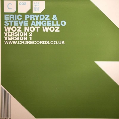 Steve Angello - Woz Not Woz Vinyl (Album)