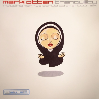 Mark Otten - Tranquility Vinyl (Album)