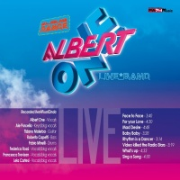 Albert One Live Band: Recorded Live @ Fuorionda (Live)(PA74)