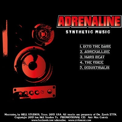 Adrenaline - Synthetic Music (EP)
