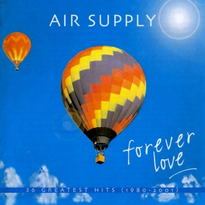 Air Supply - Forever Love (36 Greatest Hits) (Album)