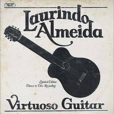 Laurindo Almeida - Virtuoso Guitar (LP)