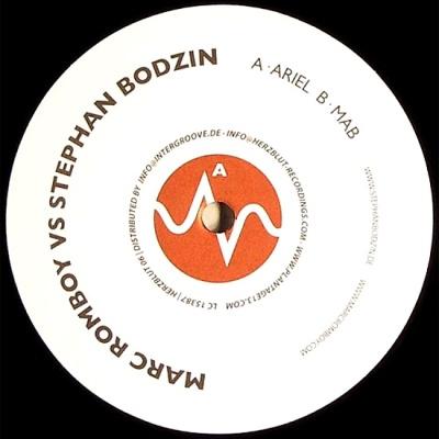 Stephan Bodzin - Ariel-Mab (Master Release)