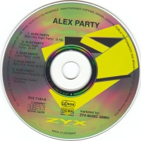 Alex Party - Alex Party (CDM-MP3-320kbps-aZo)