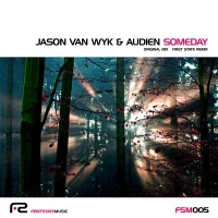Jason Van Wyk - Someday (Album)