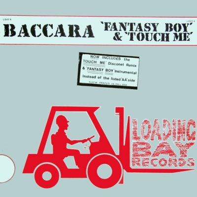 New Baccara - Fantasy Boy & Touch Me