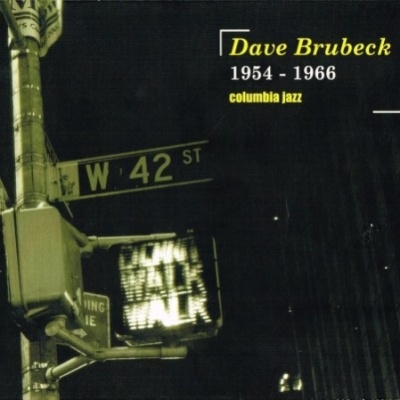 Dave Brubeck - 1954-1966