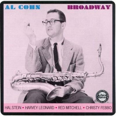 Al Cohn - Broadway
