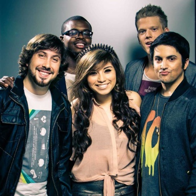 Pentatonix - Technologic, One More Time, Get Lucky, Stronger (Cover Daft Punk)