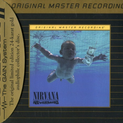 Nirvana - Nevermind (Album)