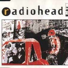 Radiohead - Creep (UK) CDS (Single)