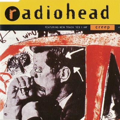 Radiohead - Creep (Single)