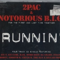 2Pac - Runnin (EU CD Single) (Single)