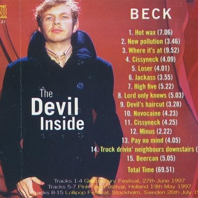 Beck Hansen - The Devil Inside (Album)