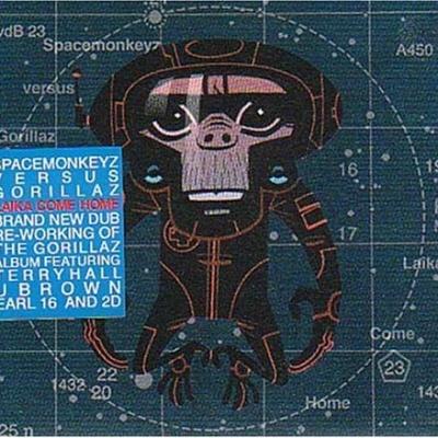 Gorillaz - Laika Come Home (Bonus Tracks) (Album)