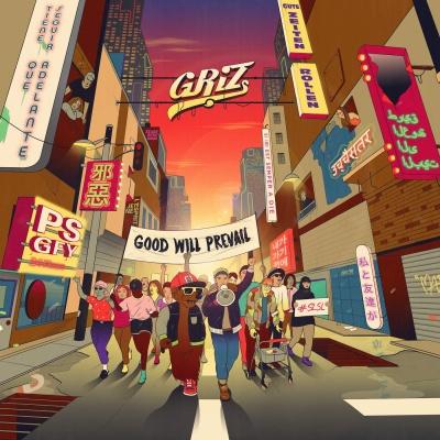 GRiZ - I Don't Mind