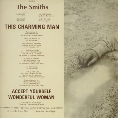 The Smiths - This Charming Man (Single)