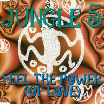JUNGLE 5 - Feel The Power