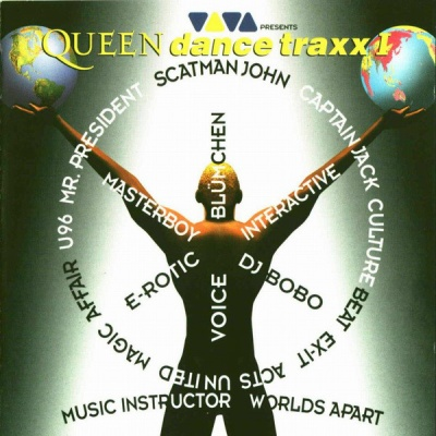 Culture Beat - Queen Dance Traxx I