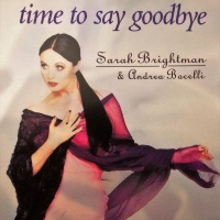 Sarah Brightman - Time To Say Goodbye (Con Te Partiro)