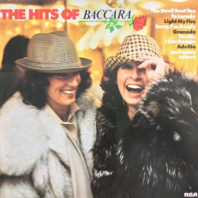 Baccara - The Hits Of Baccara