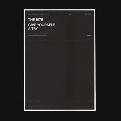 The 1975 - Give Yourself A Try