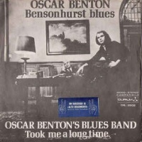 Oscar Benton Blues Band - Bensonhurst Blues