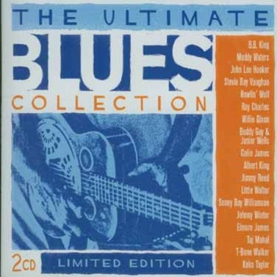 Ray Charles - The Ultimate Blues Collection