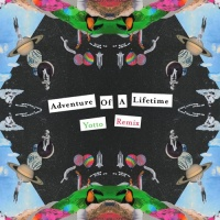 Coldplay - Adventure Of A Lifetime - Remixes