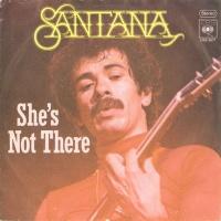 Santana - She's Not There