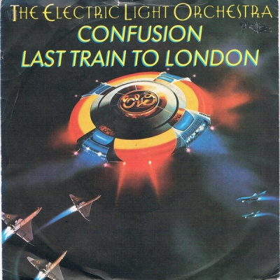 Electric Light Orchestra - Confusion / Last Train To London