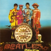 - Sgt. Pepper's Lonely Hearts Club Band / With A Little Help From My Friends