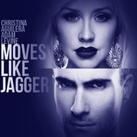 Maroon 5 - Moves Like Jagger (feat. Christina Aguilera) - Single