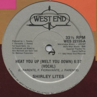 Shirley Lites - Heat You Up (Melt You Down) (Vocal)