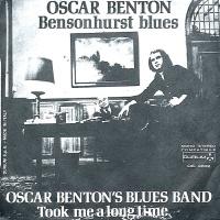 Oscar Benton Blues Band - Bensonhurst Blues