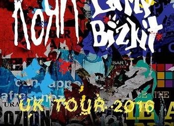 Limp Bizkit и Korn поедут вместе на заработки