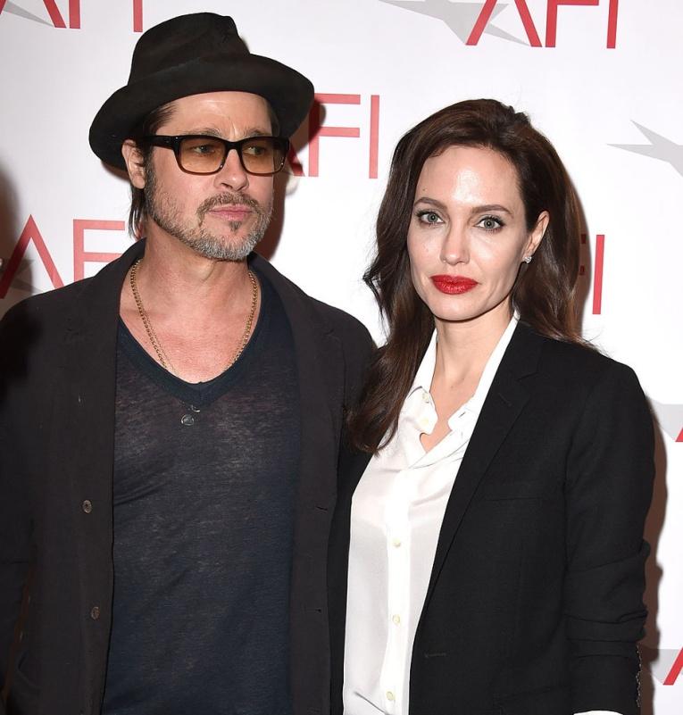 Настоящая причина развода Джолли и Питта - новый роман Анджелины