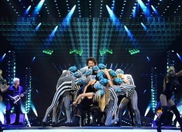 Филипп Киркоров дает концерты в Германии