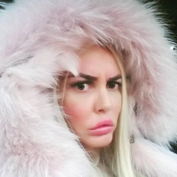 Маша Малиновская стала похожа на Сергея Зверева