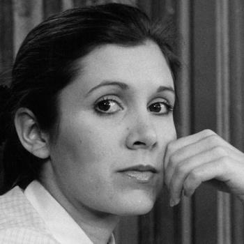 Кэрри Фишер скончалась в возрасте 60 лет