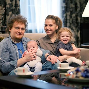 Сергей Сафронов расстался с женой