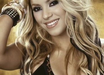 Shakira выложила фото новорожденного сына