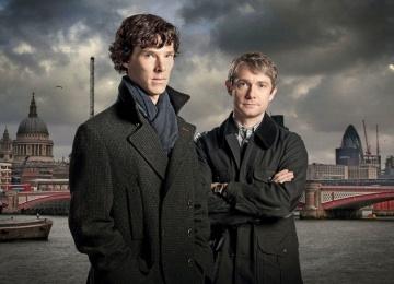 """Сериалу """"Шерлок"""" быть, но не скоро"""