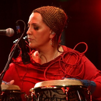 Концерт Нино Катамадзе и проект Insight в парке на Красной Пресне