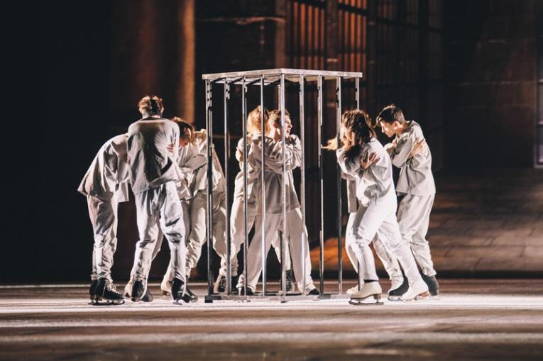 Иван Охлобыстин в новом ледовом мюзикле «Дракула» исполнит партию Ван Хельсинга