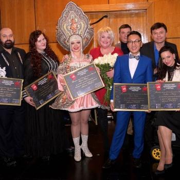 Славич и Юлия - лучший дуэт проекта «О чем поет страна»