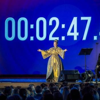 Светлана Феодулова установила новый мировой рекорд