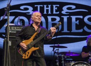 Умер 76-летний бас-гитарист группы The Zombies Джим Родфорд