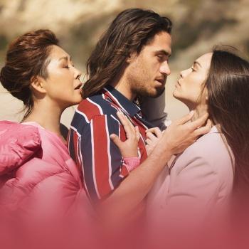Анита Цой раскрывает все тайны своей любви на троих